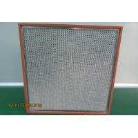 China H13 Air Purifier Hepa Filter High Operating Temperature Resistance on sale