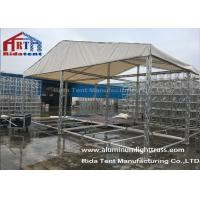 Buy cheap TUV Certificated Aluminum Stage LightingTruss 100mm X 100mm Size Outdoor Event product