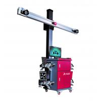 Buy cheap High Pixel Camera 3d 4 Wheel Alignment , 3d Wheel Alignment System Manually Control product
