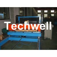 Buy cheap Simple Continuous PU Sandwich Panel Machine For 30 - 200mm Roof Wall Panel TW-PU1000 product