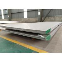 Buy cheap Corrosion heat resistance Stainless Steel Plate SUS304L 316L 1500x3000mm product