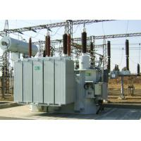 Buy cheap SFSZ11-6300 KVA 220 KV Power Transformer with Stronger short circuit withstand ability product