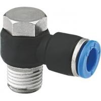 Buy cheap 90 Degree Banjo Elbow NPT Threaded Fittings , Pneumatic One Touch Fittings product