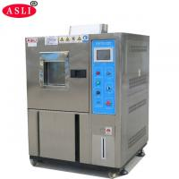 Buy cheap Customized Touch Humidity Control Test Chamber for Electric Appliance product
