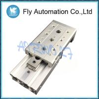 China Silver Double Acting Air Cylinder , MXS16-50  MXS20-75 Pneumatic Actuator Cylinder on sale