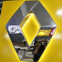 Buy cheap mayor backlit plastic advertising car logo led signs and names product