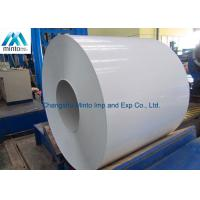 Buy cheap JIS G3312 Color Coated Steel Coil Cold Rolled Steel Sheet In Coil Rustproof product