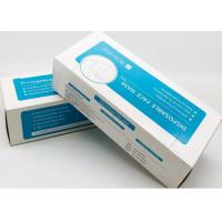 Buy cheap Fiberglass Free Disposable Medical Mask Dust Prevention OEM ODM Available product