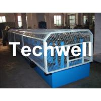 Buy cheap Quick Size Interchangeable C Z Purlin Cold Roll Forming Machine For Cee & Zee Purlins product