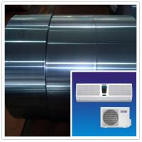 Buy cheap Mill finished and Bule  Hydrophilic Aluminium Foil   8011  8079  0.15mm to 0.35 mm  for the Fin and Air Conditioner product