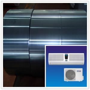Buy cheap Fraisez le papier aluminium hydrophile 8011 de finition et de Bule 8079 0.15mm à 0,35 millimètres pour l'aileron et le climatiseur product