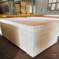 Buy cheap E1 Glue Okoume Plywood Furniture Decoration , Durable 9mm Plywood product
