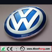 Buy cheap Hotsale Cardealership Outdoor Decoration Civilian Car Logo Signs product
