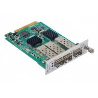 Buy cheap 1+1 Fiber Optical Protection Card SFP to SFP Management 1000Base-X product