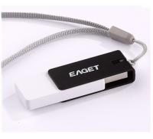 China Plastic Swivel USB Flash Drive / Twist Usb Sticks Flash Memory Color Customized on sale