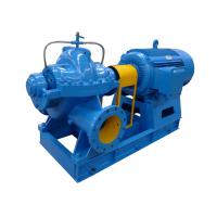 Buy cheap Split Case Pump Centrifugal Horizontal Single Stage Double Suction Type product