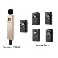 China Rechargeable blue tooth tour guide system  for simultaneous interpretation on sale
