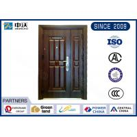 Quality Two Door Peepholes Fireproof Entry Doors With Unequal Door Leaf High Strength for sale  sc 1 st  Fire Safety Door online Wholesaler firesafetydoor - BushOrChimp.com & Two Door Peepholes Fireproof Entry Doors With Unequal Door Leaf High ...