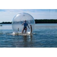 China Commercial Large Blow Up Water Toys Giant Sexy Bubble Inflatable Water Walking Ball on sale