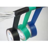 Buy cheap Ventilation Colored PVC Electrical Tape High Temperature High Voltage product