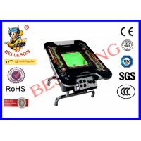 Quality UK Style Black Mini Coffee Table Arcade Machine 60 In 1 Arcade PCB for sale