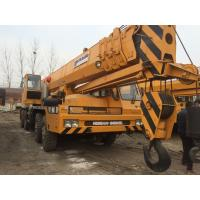 China Japan TADANO Used Crane For Sale , 80 Ton GT800E Fully Hydraulic System Used Crane For Sale on sale