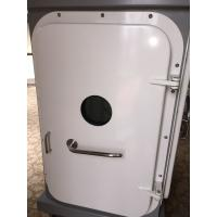 Quality Quick Acting Single Handle Marine Access Doors A60 Fire Proof Weathertight Ship for sale