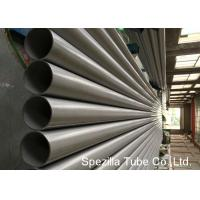 Buy cheap AISI 304 / 304H Heat Exchanger Stainless Steel Tubing 25.4 * 1.65mm High Strength product