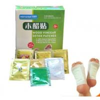 China Cleansing Detox Foot Pads Patches KINOKI wholesale