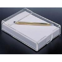 Buy cheap High quality paper Acrylic Memo Holder With Reasonable Price product