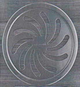 Buy cheap 円(Ф150.8mm*3mm)が付いている輸出ヨーロッパ アメリカのステンレス鋼の床ドレンCover2 product