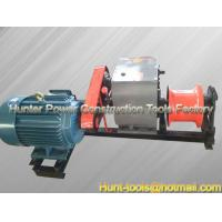 China Capstan Electric Winch Cable Pulling Winches supplier on sale