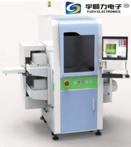 Buy cheap High Efficiency Dual head Vision Glue dispensing Machine Size 780*870*1650 product