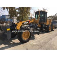 Buy cheap 5-42km/h Small Motor Grader For Country Roads Building / National Defense Engineering from wholesalers