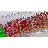 Buy cheap Brush Card Machine PCBA Electronic Assembly - Grande Be Professional About PCB & from wholesalers