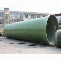 Buy cheap Leak-resistant GRP Pipes with Long Service Lifespan, Durable and Lightweight Features product