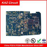 Buy cheap 4-16Layers FR4  Multilayer PCB Board With UL ROHS REACH 0.5-6oz product