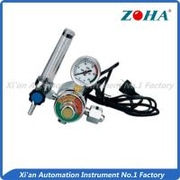 Buy cheap Aluminum Propane High Pressure Regulator For Adjusting Acetylene Container product