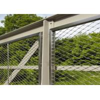 Buy cheap Stainless Steel 5mm Balustrade Wire Mesh Safety Netting product
