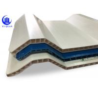 Buy cheap Pvc Twin Wall Solid Hard Hollow Core Plastic Sheets 10Mm Thickness product