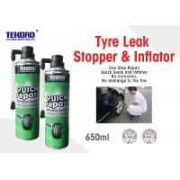 Buy cheap Tyre Leak Stopper & Inflator For Sealing Tyre Punctures And Providing Enough Inflation product