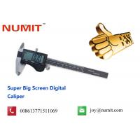 Buy cheap Super Big Screen Plastic Digital Caliper with Big LCD for Easy Reading product
