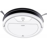 Buy cheap Strong Suction Home Robot Vacuum Cleaner Dry and Wet Mopping For Floor / Carpet product
