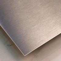 Buy cheap ASTM A240 AISI 304L Stainless Steel Sheet Plate 0.5 - 6mm With 2B BA HL 8K from wholesalers