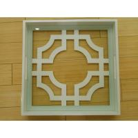 China High lacquered MDF glass tray on sale