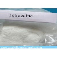 Quality 136-47-0 Potent Local Anesthetics Tetracaine hydrochloride / Tetracaine HCL For Pain Killer for sale
