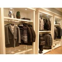 Buy cheap Environmental Men'S Garment Rack / Garment Showroom Display For Clothes Shop product