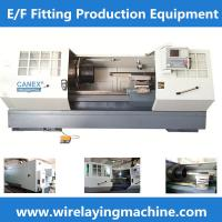 Buy cheap canex pe coupling wire laying machine electo fusion saddle wire laying, product