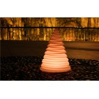 Buy cheap Tree Shape Outdoor Plastic Small LED Night Light Lamps Anti - UV Ir Remote Control product