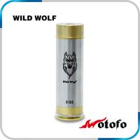 Buy cheap Original A Mod Mech mod 26650 Wild wolf mod World Premiere and Limited Edition wholesale product